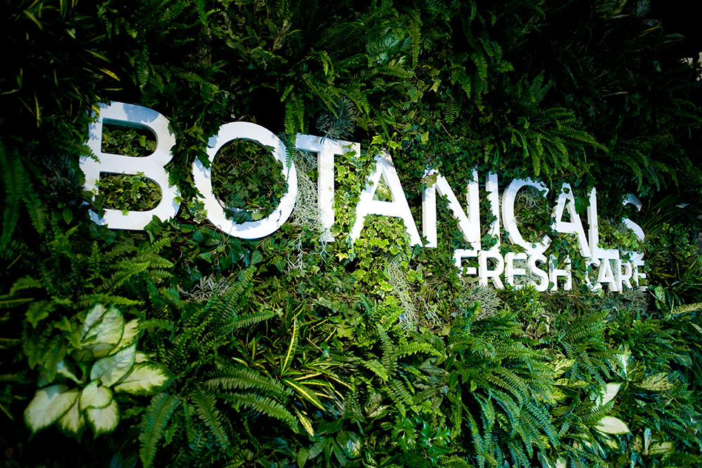 Botanicals fresh care temporary retreat